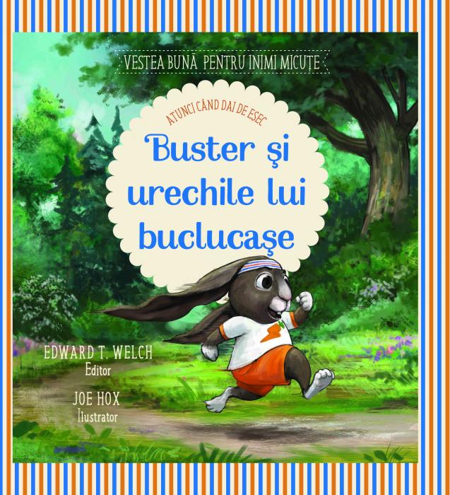 Pachet - Vestea buna pentru inimi micute [Zoe+Buster+Caspian+Jax] 8
