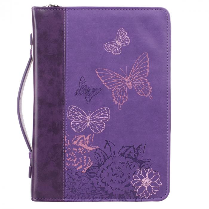 Butterfly - Purple [4]
