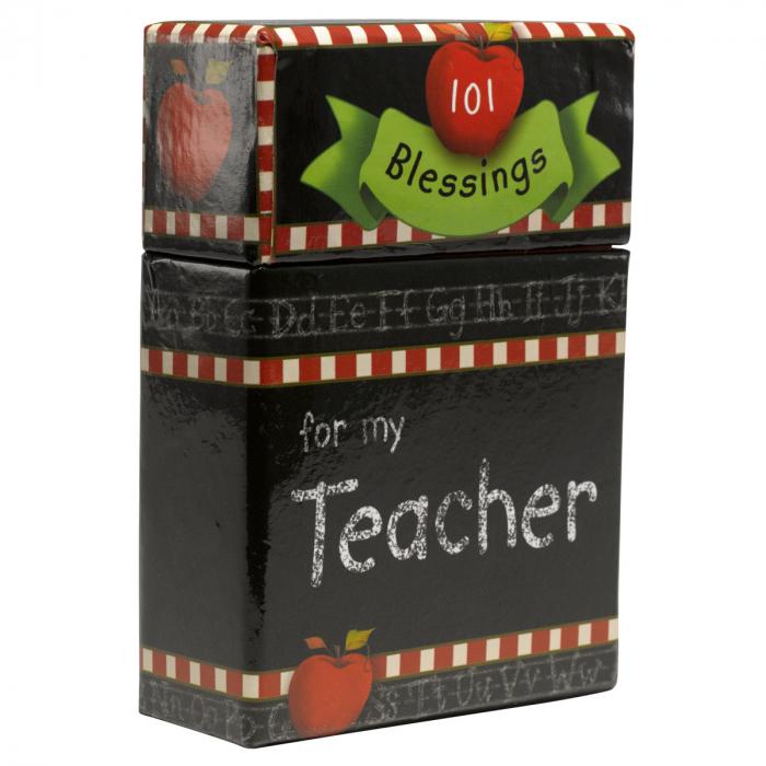 101 Blessings For My Teacher [3]
