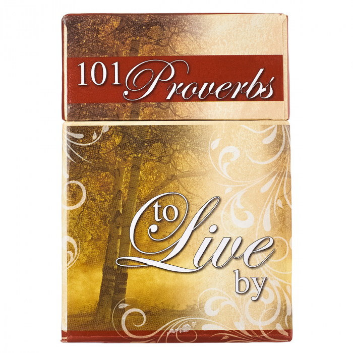 101 Proverbs To Live By [0]