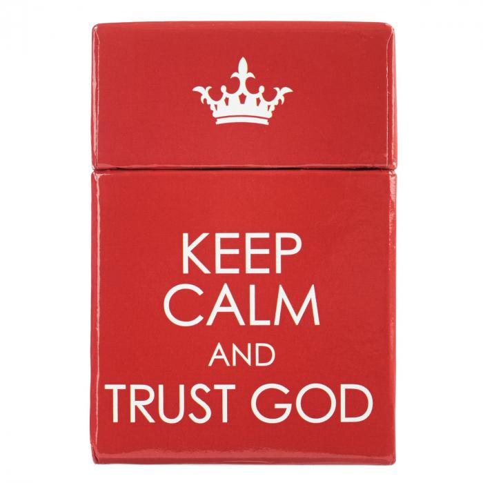 Keep calm and Trust God [0]