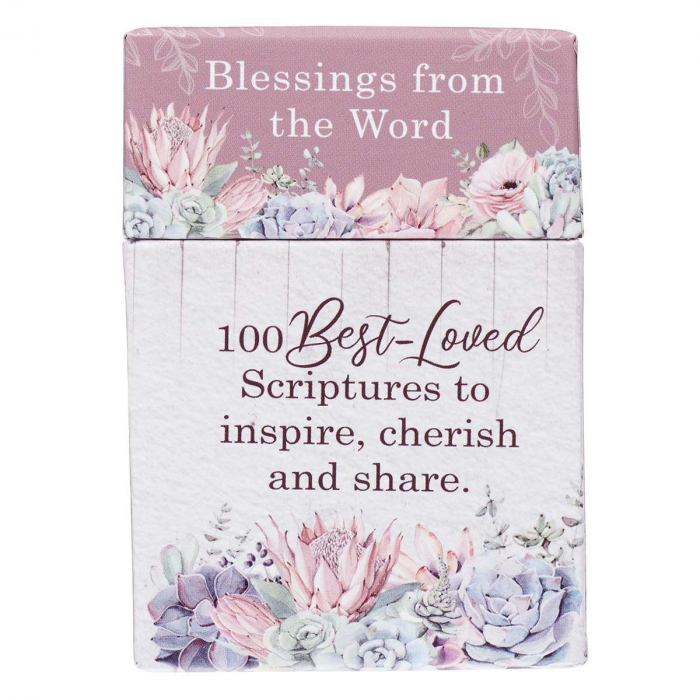Fav. Bible Verses to Bless Your Heart [2]