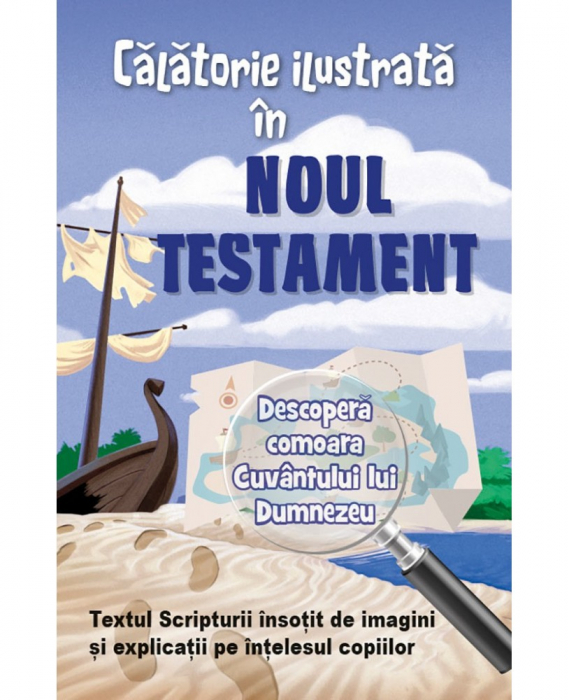 Calatorie ilustrata in Noul Testament [0]