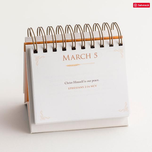 Calendar 365 de zile - The Broken Way - Ann Voskamp [3]