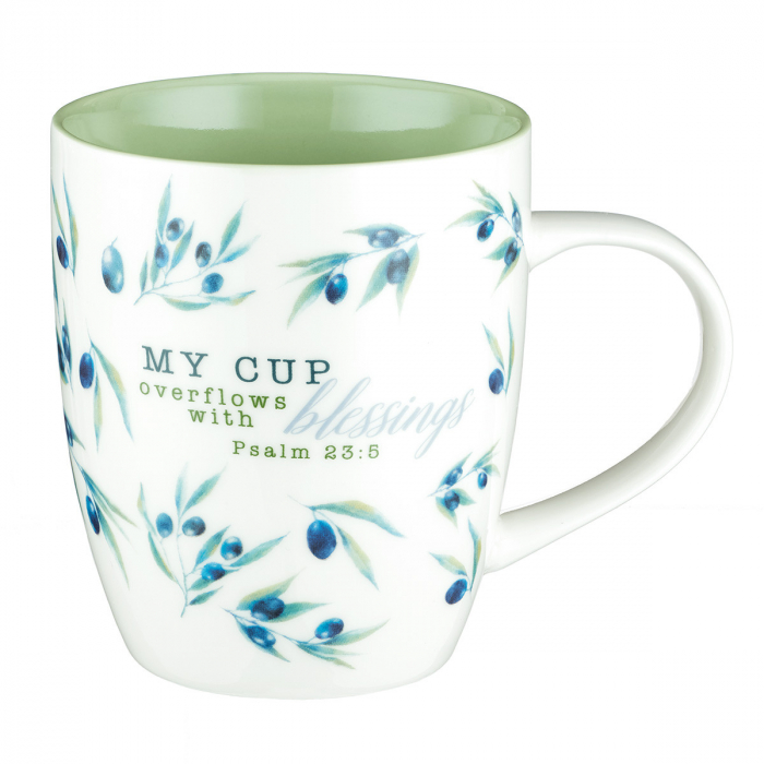 Cana - My Cup overflows with Blessings - Psalm 23:5