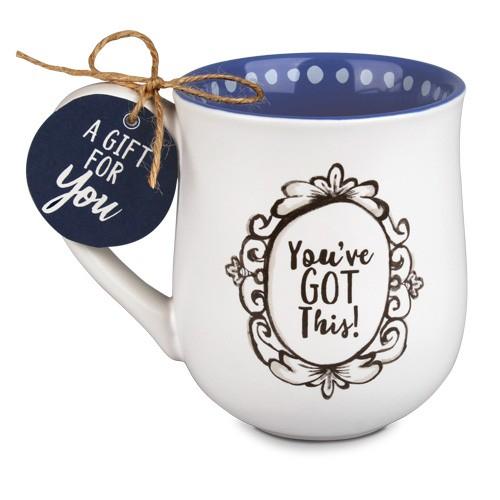 Cana din ceramica - You've Got This (Flourish Series) 0