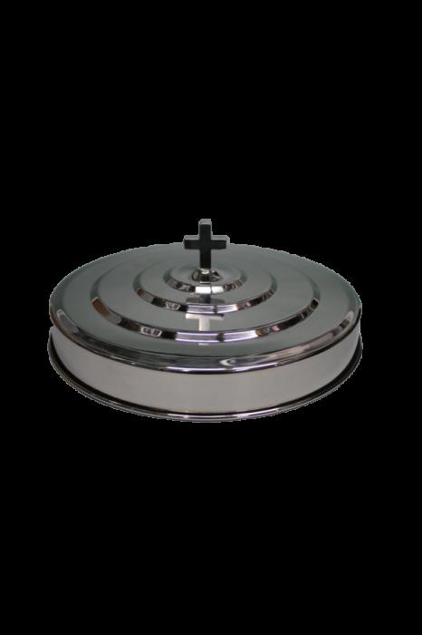 Capac pentru tavile cu pahare - MODEL 2 - argintiu lucios 0