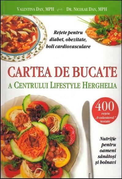 Cartea de bucate a Centrului Lifestyle Herghelia 0