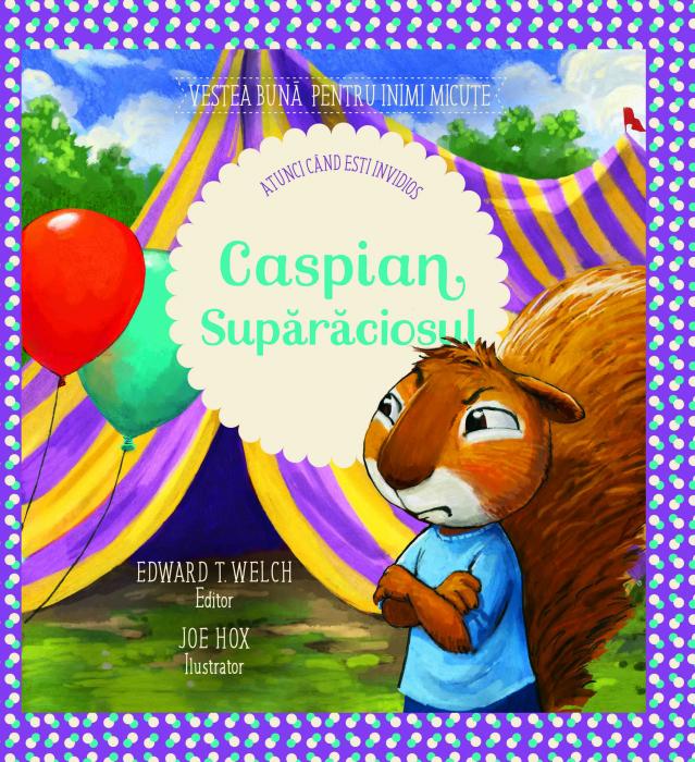 Caspian Suparaciosul [atunci cand esti invidios] 0
