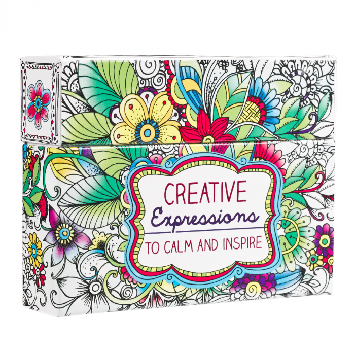 Creative Expressions to calm and inspire [2]