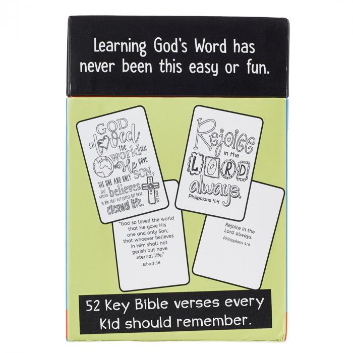 Bible Memory verses - For Kids [1]