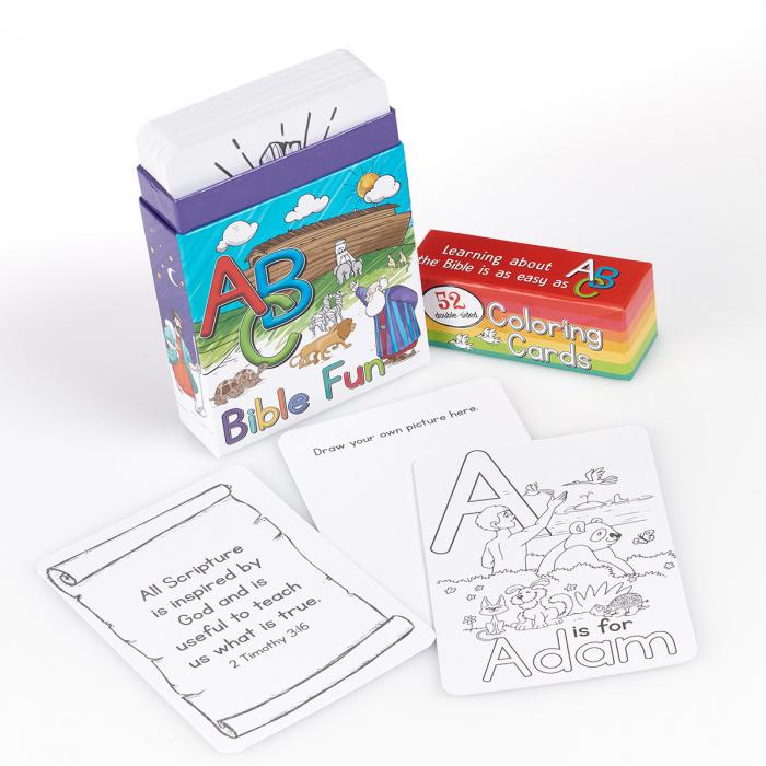 ABC Bible Fun - For Kids [2]