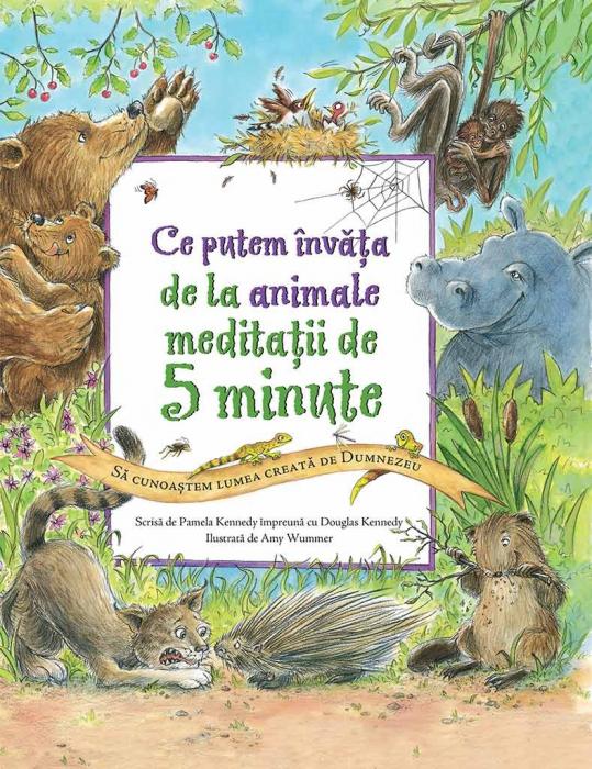 Ce putem invata de la animale. Meditatii de 5 minute [0]