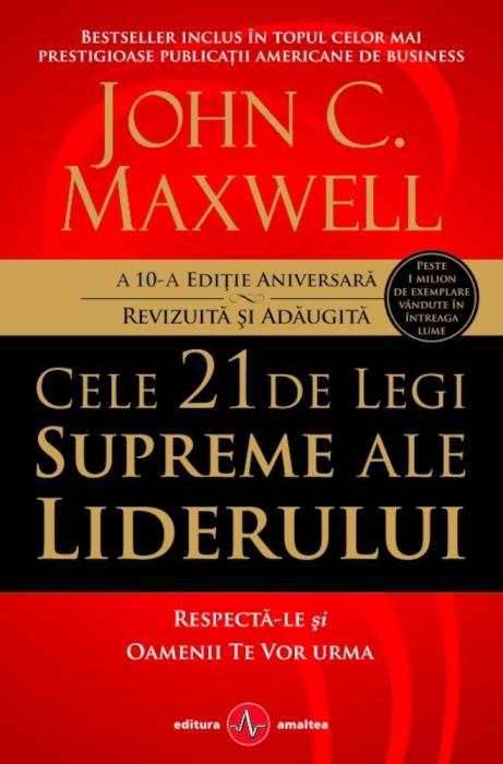 Cele 21 de legi supreme ale liderului 0