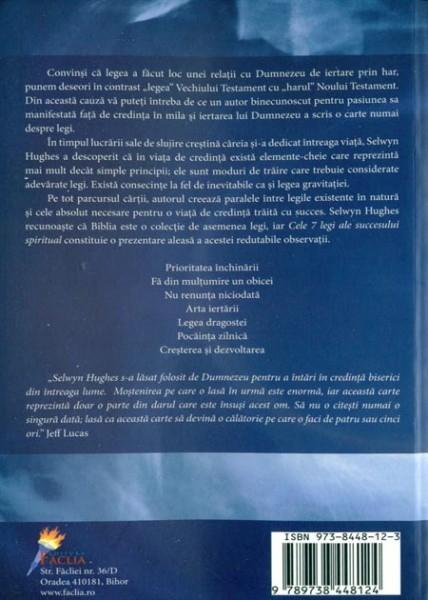 Cele 7 legi ale succesului spiritual 1