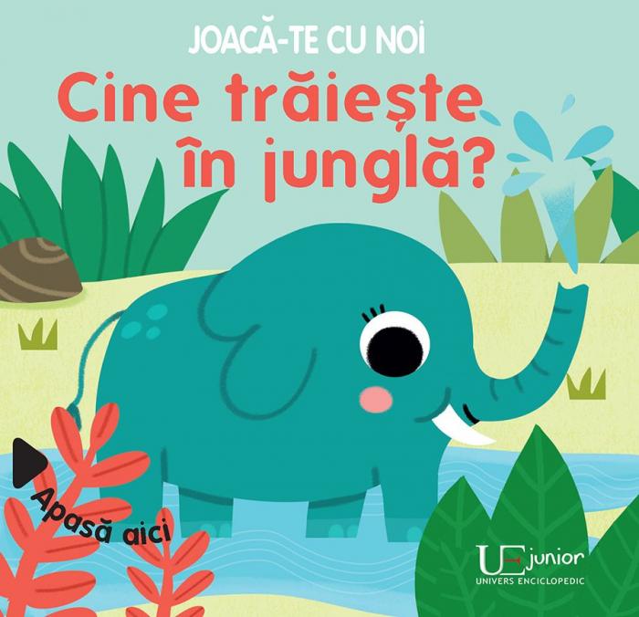 Joaca-te cu noi. Cine traieste in jungla? [0]
