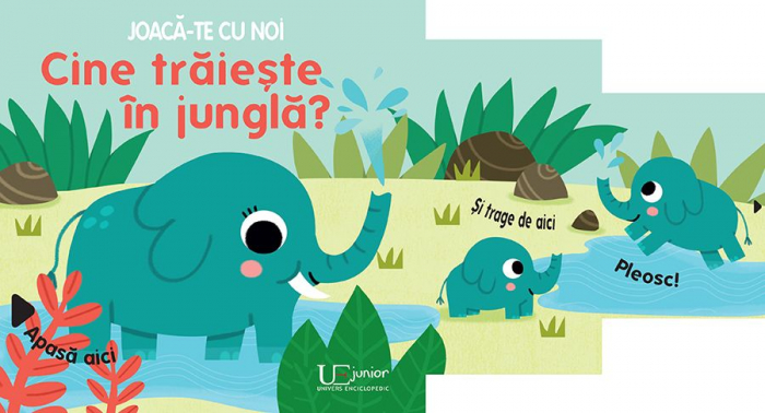 Joaca-te cu noi. Cine traieste in jungla? [1]