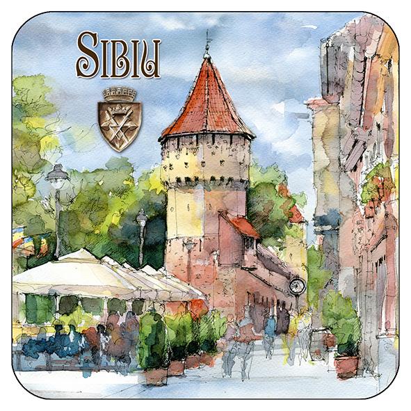 Suport pahar Sibiu 1 0