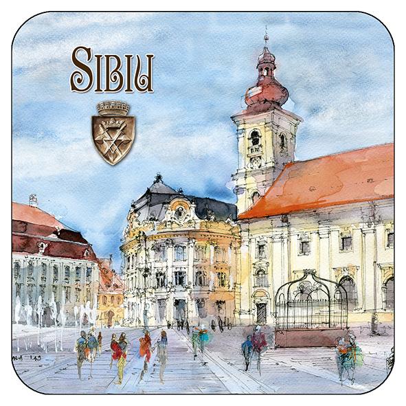 Suport pahar Sibiu 3 0