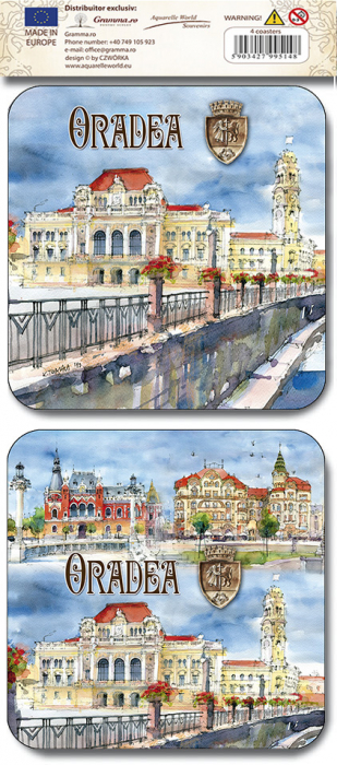 Suport pahar set Oradea 1