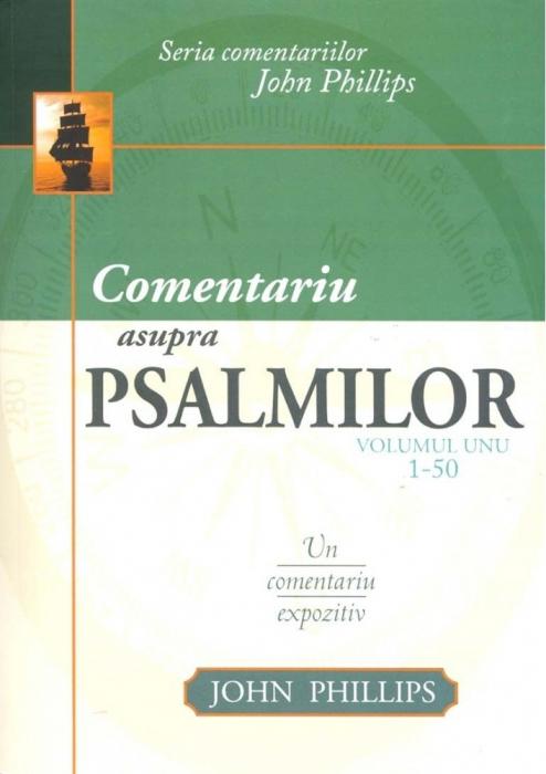 Comentariu asupra Psalmilor vol. 1 - Psalmii 1-50 0