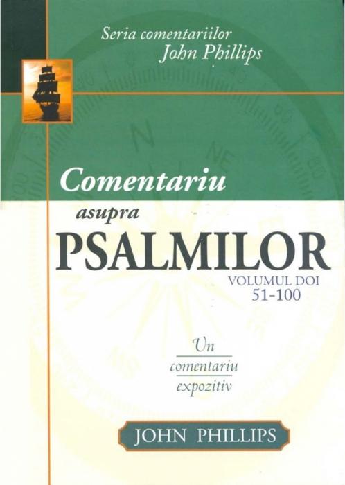 Comentariu asupra Psalmilor vol. 2 - Psalmii 51-100 0