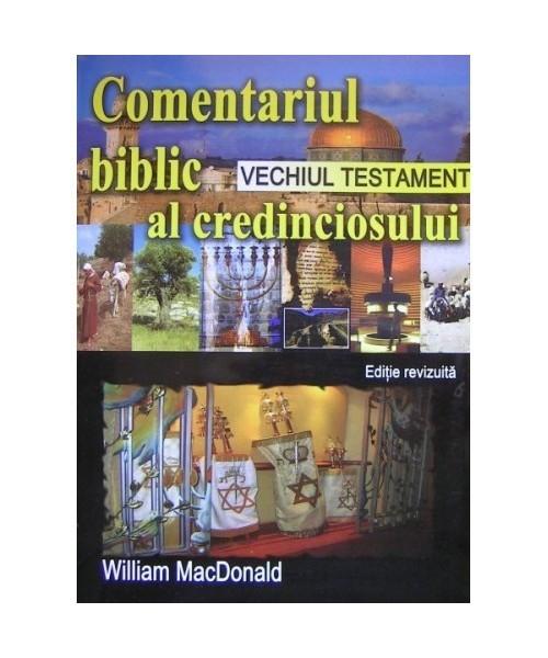 Comentariul biblic al credinciosului. Vechiul Testament 0