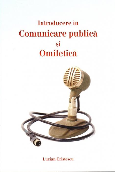Introducere în comunicare publică şi omiletică 0