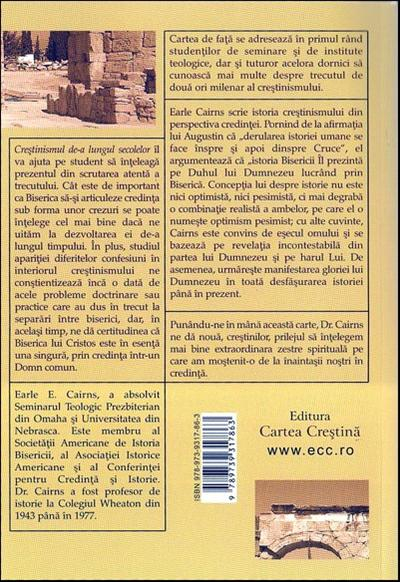 Crestinismul de-a lungul secolelor. O istorie a Bisericii crestine [1]