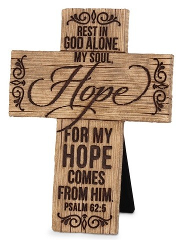 Cruce - Hope (Wood Grain Crosses) 0