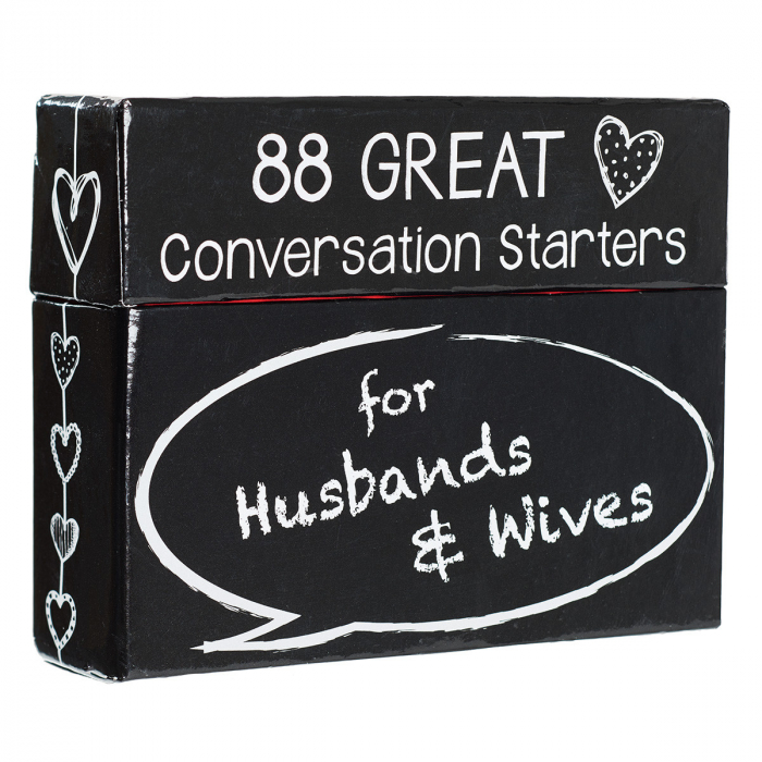 88 conversation starters Husbands Wives [3]