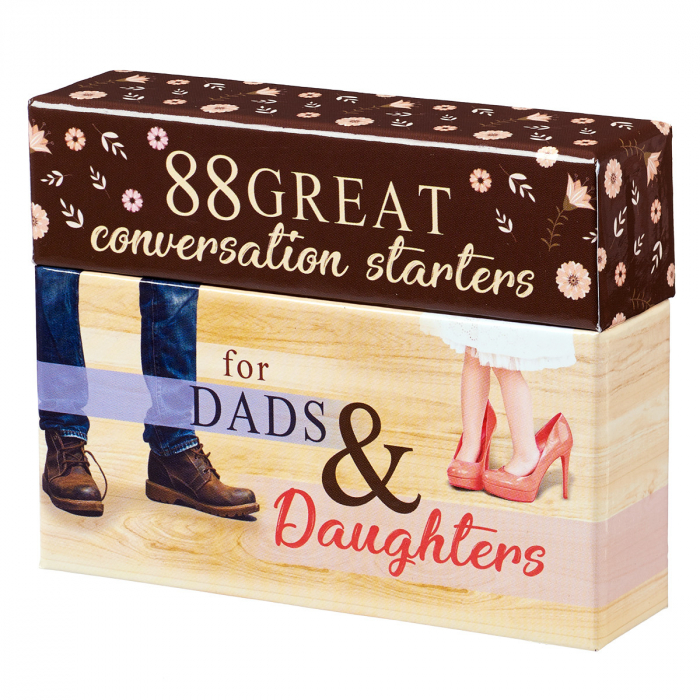 88 starters for dads and daughters [2]
