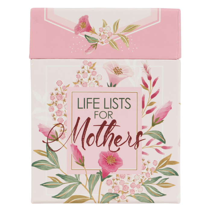 Life lists for Mothers [0]