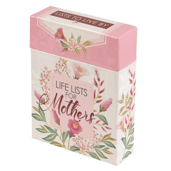Life lists for Mothers [3]