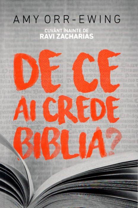 De ce ai crede Biblia? Raspunsuri la 10 intrebari dificile 0