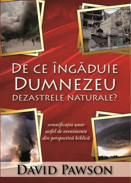 De ce ingaduie Dumnezeu dezastrele naturale? 0