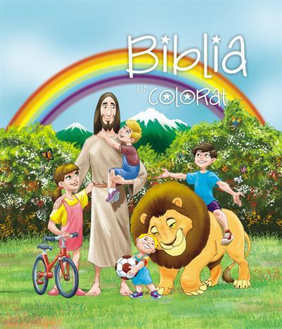 Biblia de colorat 0
