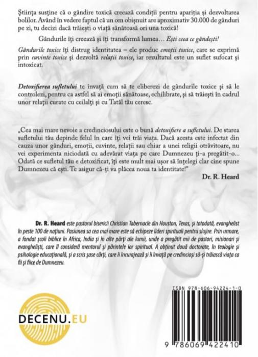 Detoxifierea sufletului. Scapa de reziduurile distructive 1