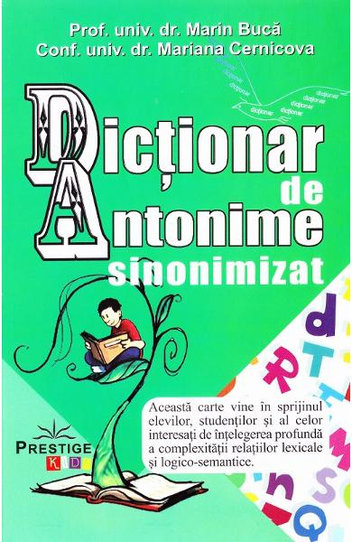 Dictionar de antonime sinonimizat 0