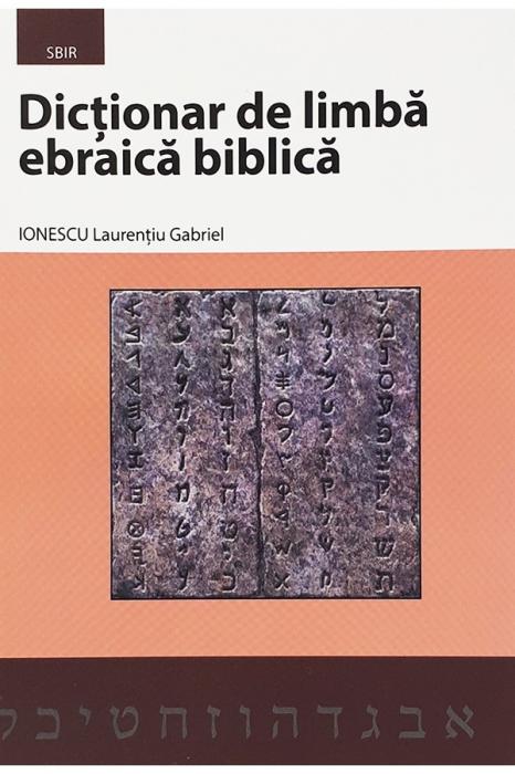 Dictionar de limba ebraica biblica 0