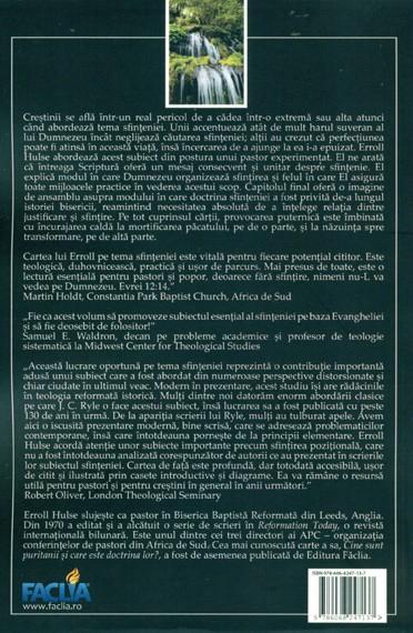 Doctrina si practicarea sfinteniei 1