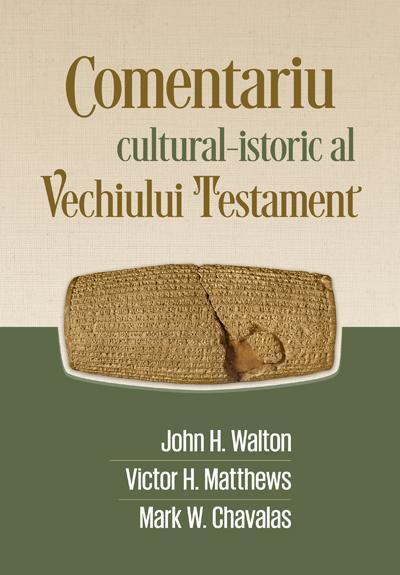 Comentariu cultural-istoric al Vechiului Testament 0