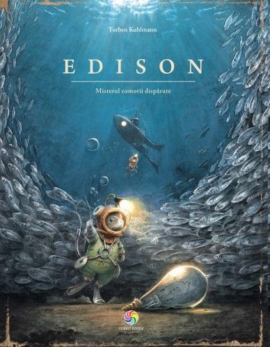 Edison. Misterul comorii dispărute 0