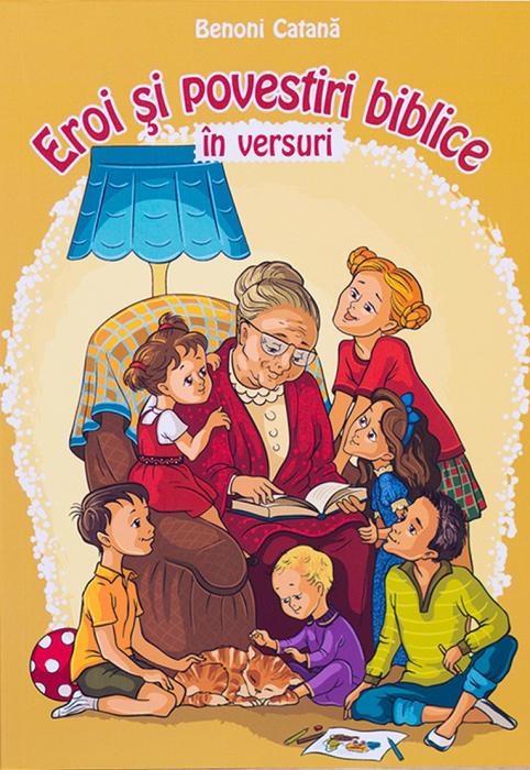 Eroi si povestiri biblice in versuri 0
