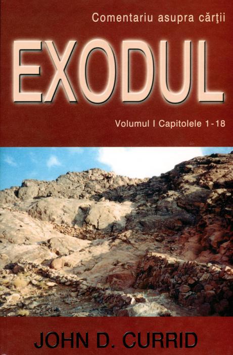 Exodul (comentariu biblic) vol. 1 cap. 1-18 0