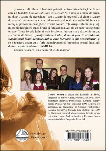Familia sub stare de asediu. Casatorie - Divort - Recasatorire 1