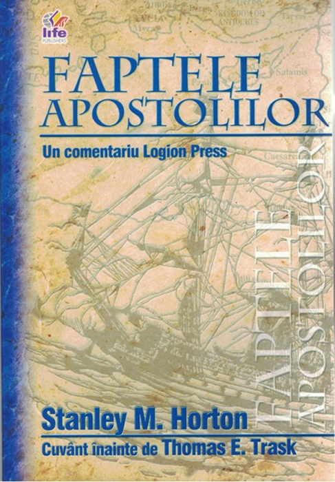 Faptele Apostolilor. Un comentariu Logion Press 0