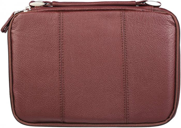 Fish - Dark brown - Full grain leather [4]