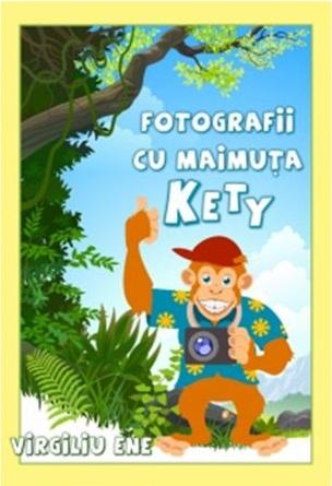 Fotografii cu maimuta Kety 0