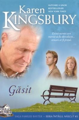 Gasit (Saga Familiei Baxter - Seria Intaiul nascut - Cartea 3) 0